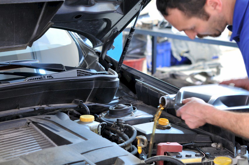 Техническое обслуживание автомобилей Ниссан